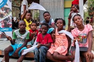 Derechos de niños y ninas