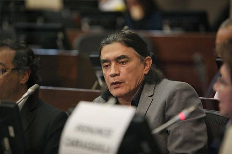 Gustavo Bolívar Anticorrupción