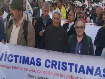 Víctimas cristianas