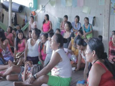 Pichimá Mujeres Wounaan