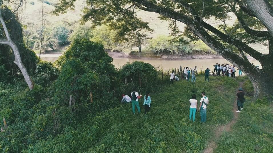 Orillas Río Patía, Cauca