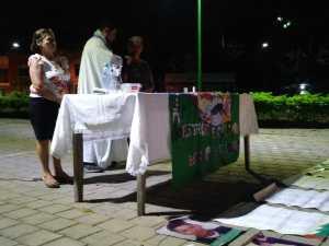 Eucaristia en Medellín del Ariari