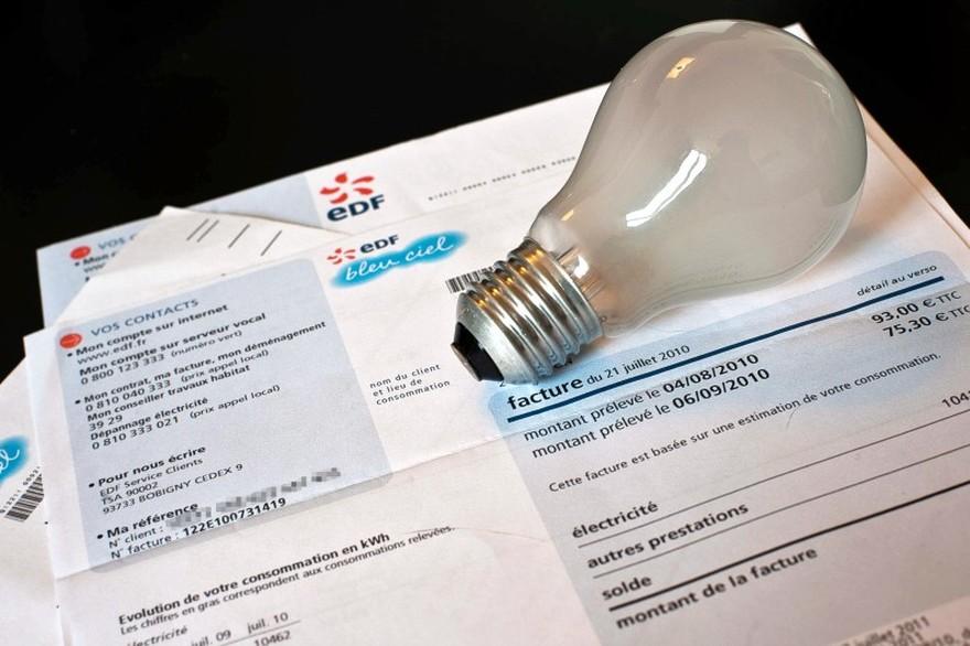 facture d electricite en hausse