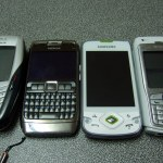 All My Mobile Phones