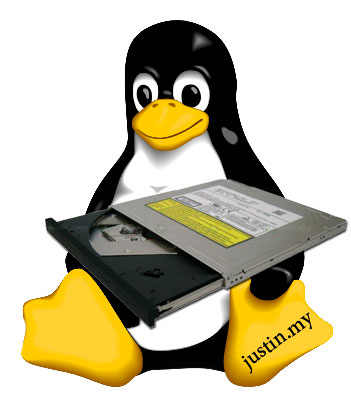 Linux DVD Rom