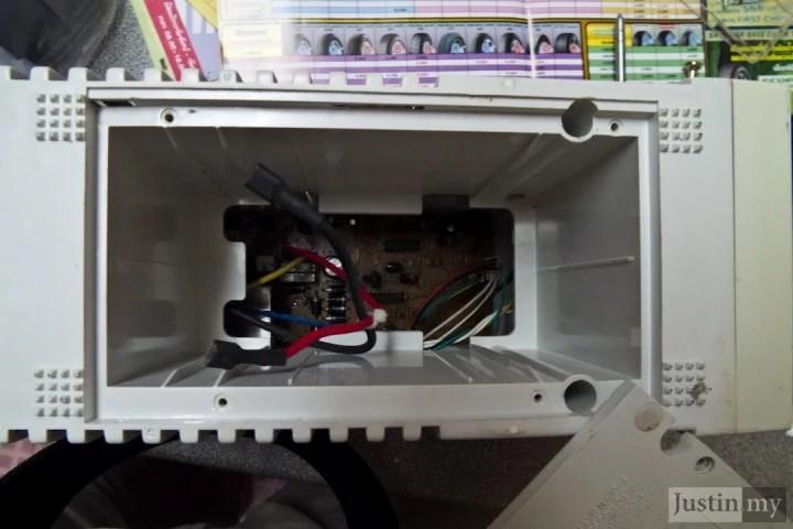 Repairing UPS 10