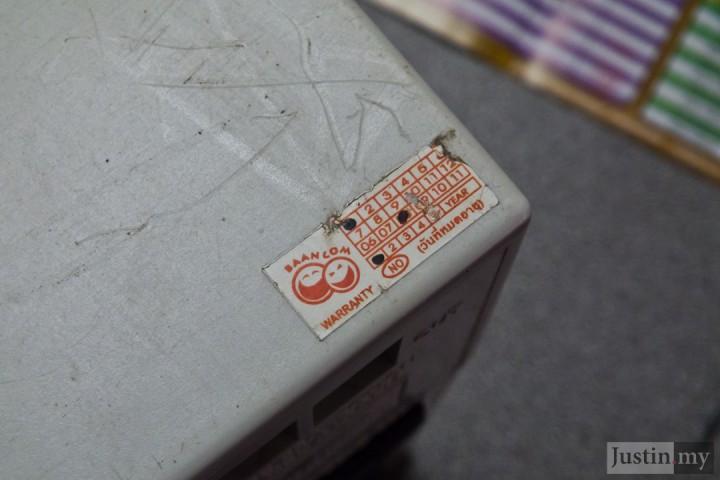 Repairing UPS 7