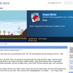 Angry Birds is now avaliable for Web