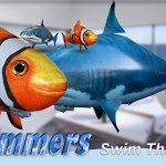 Airswimmers