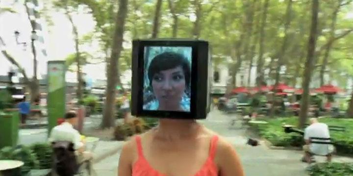 iPad head girl1