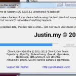 Jailbreak iPad 2 iPhone 4s with iOS 5.0.1