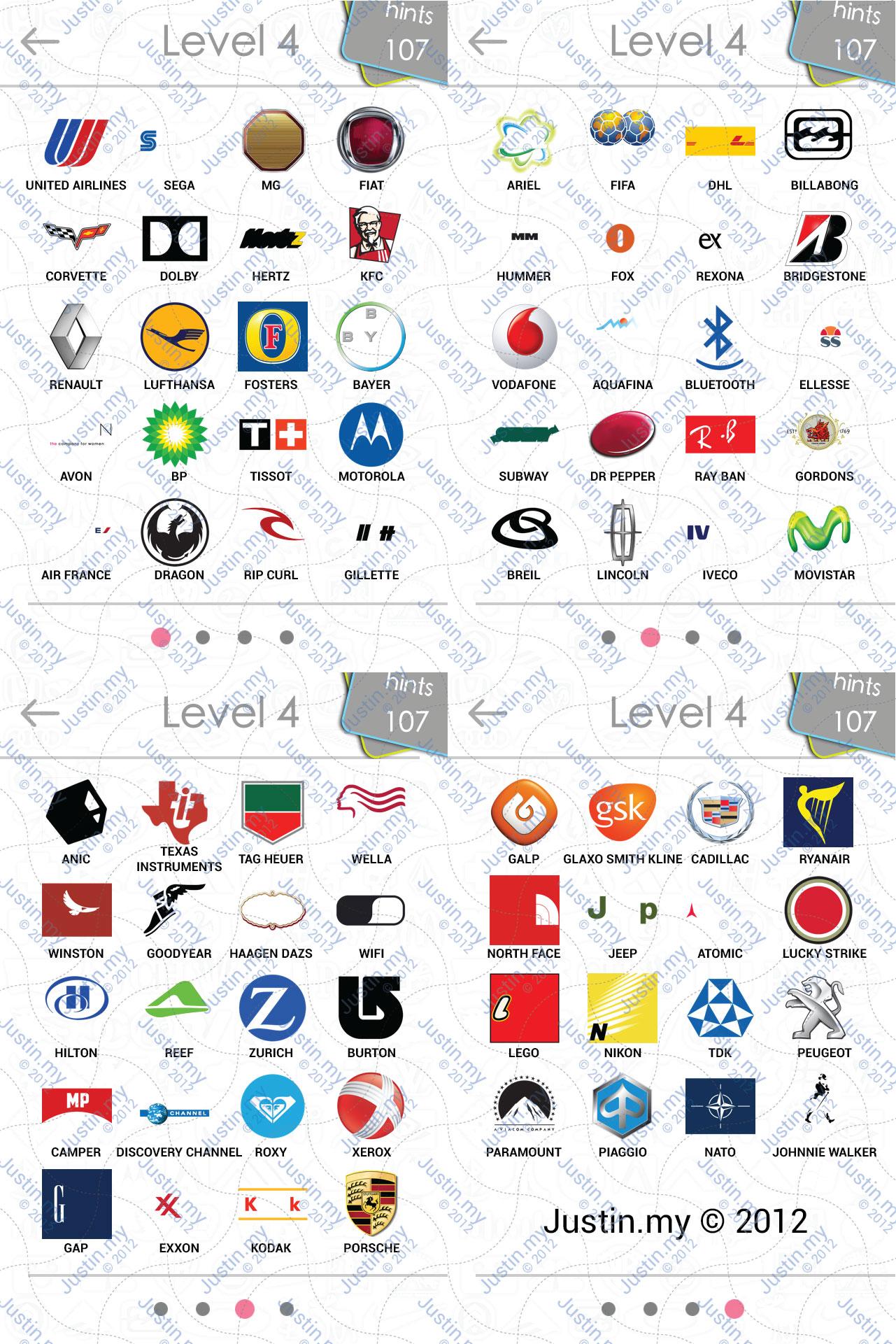 Logos Level 5 : logos, level, Logos, Answers, IPhone,, IPad,, IPod,, Android