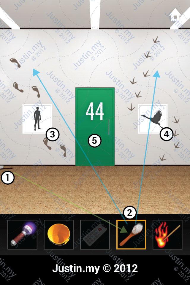 dooors level 44