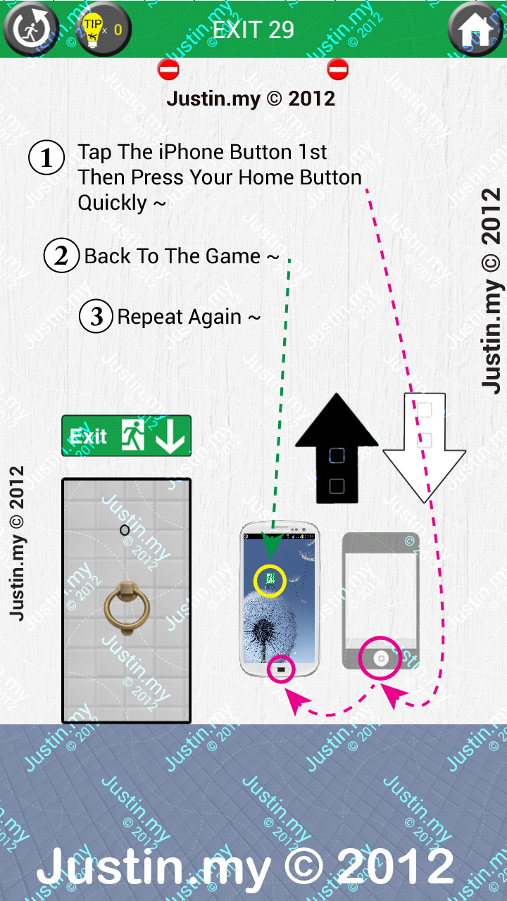 100 Exits Walkthrough Cheat And Hints Level 29