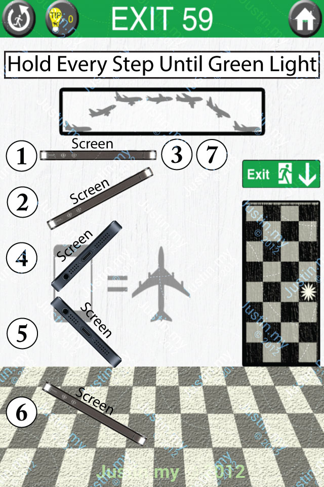 100 Exits Level 59
