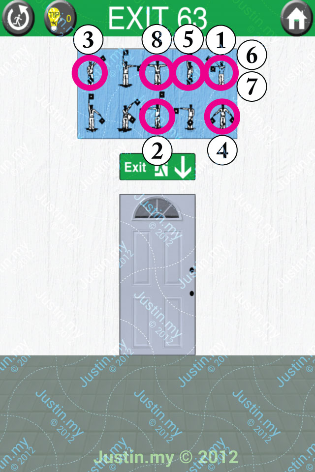 100 Exits Level 63