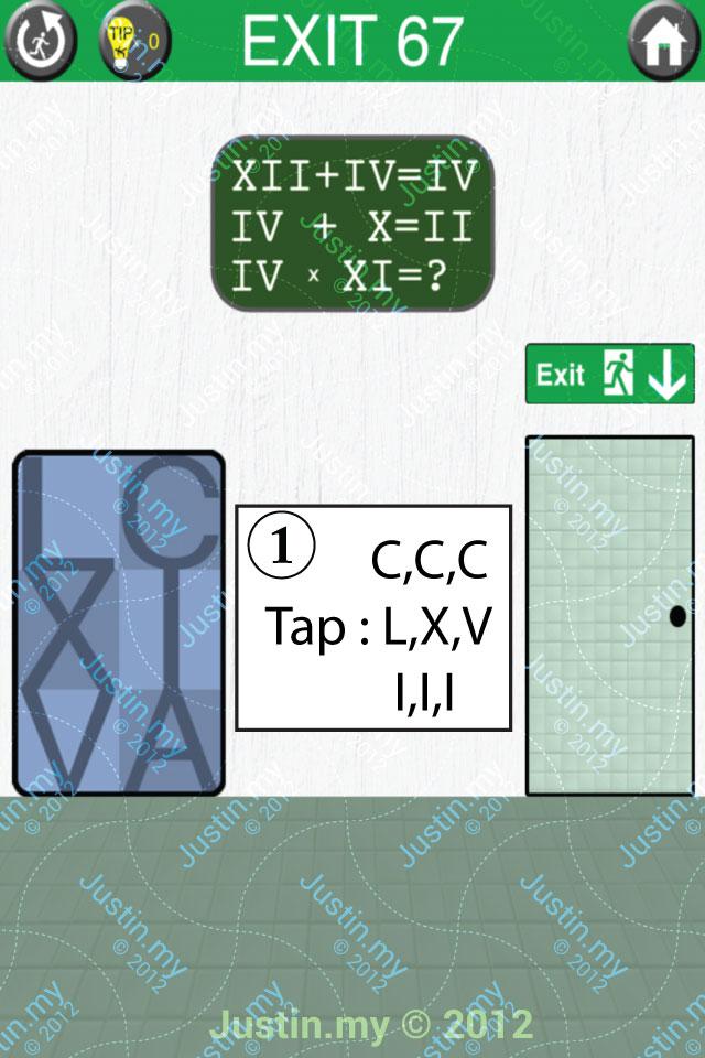 100 Exits Level 67