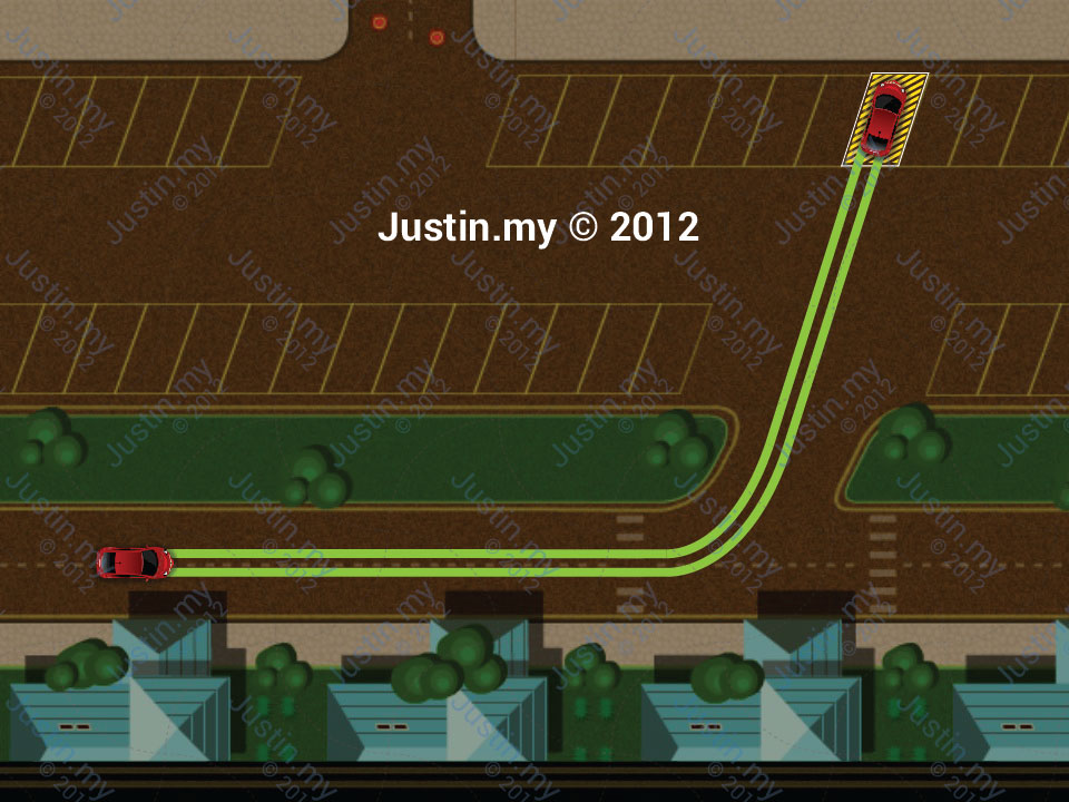 Parking Frenzy 2 0 Solutions Justin My Level 6