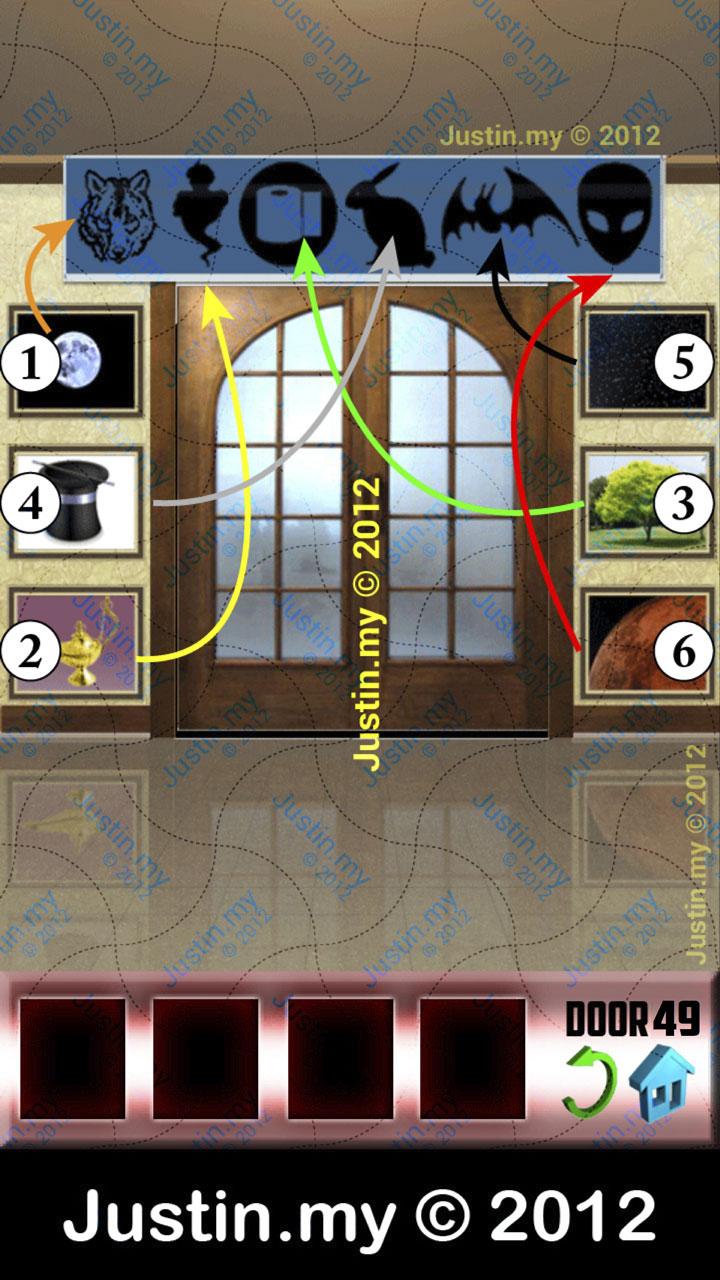 100 Doors X Level 49