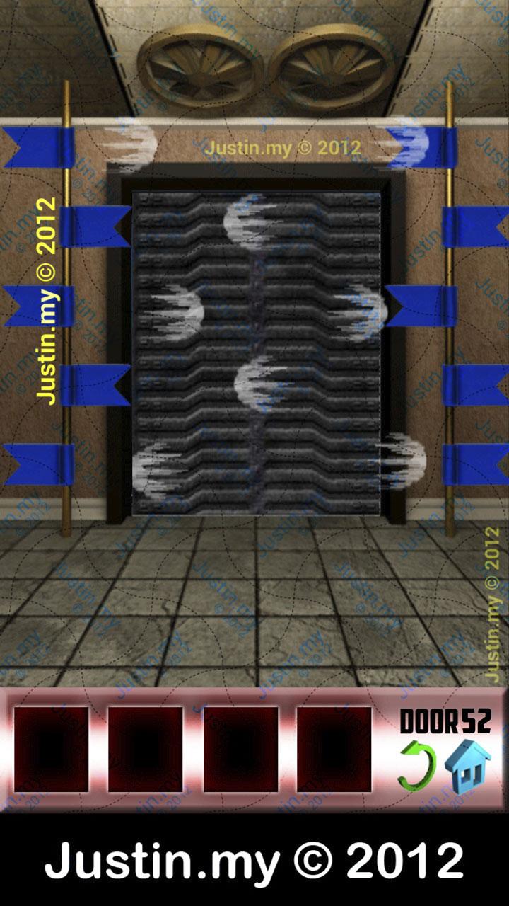 100 Doors X Level 52
