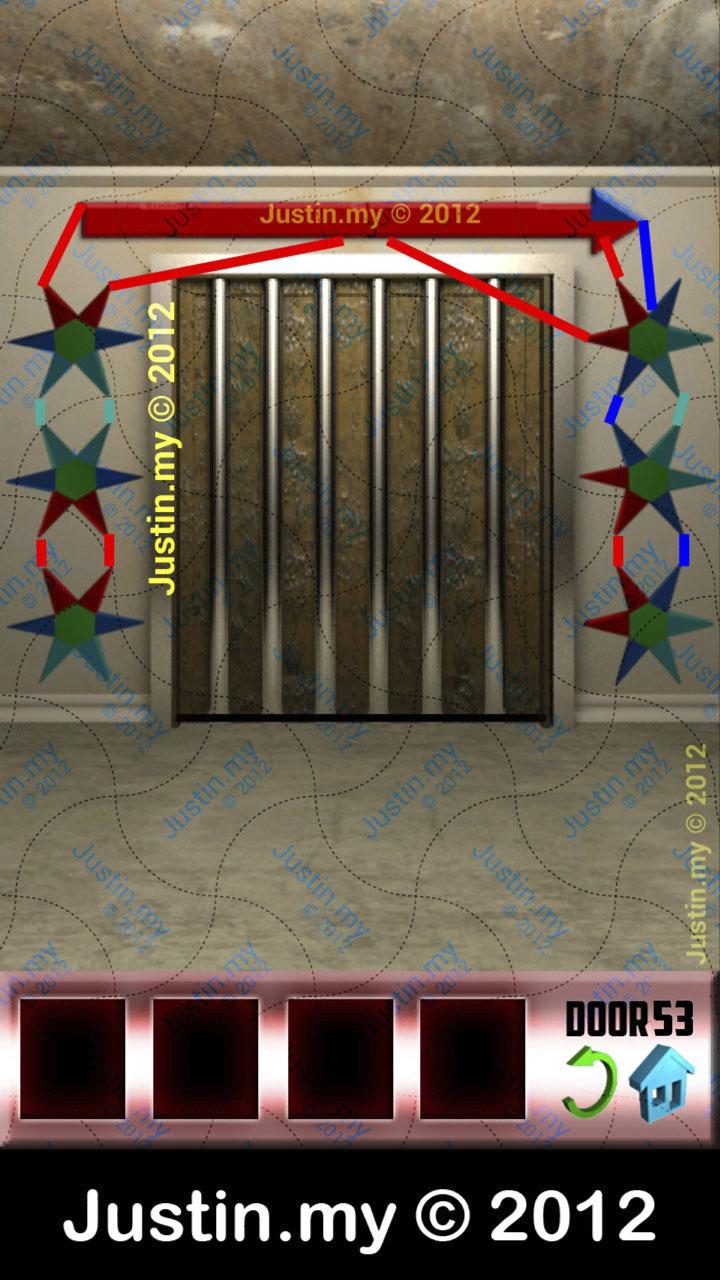 100 Doors X Level 53