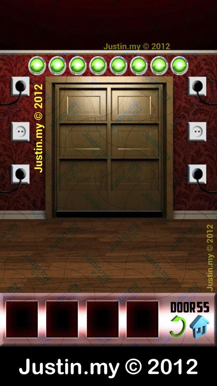 100 Doors X Level 55