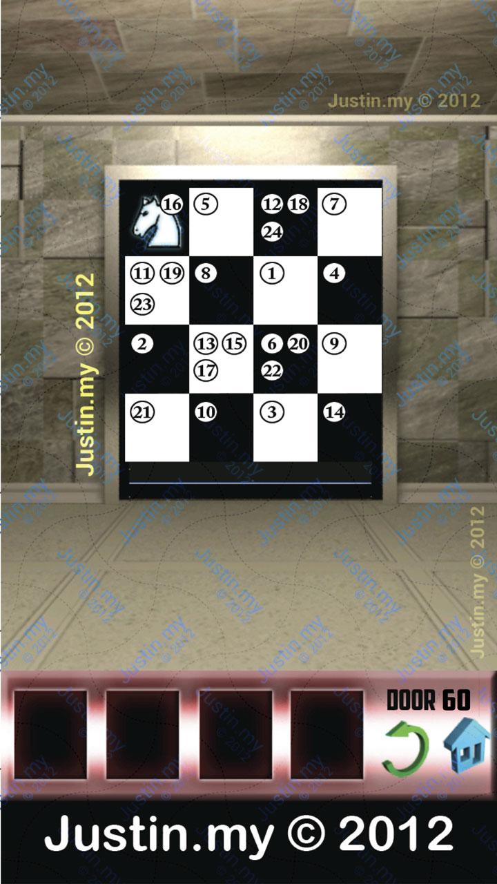 100 Doors X Level 60