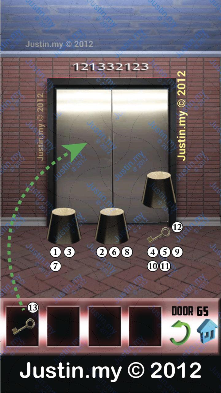 100 Doors X Level 65