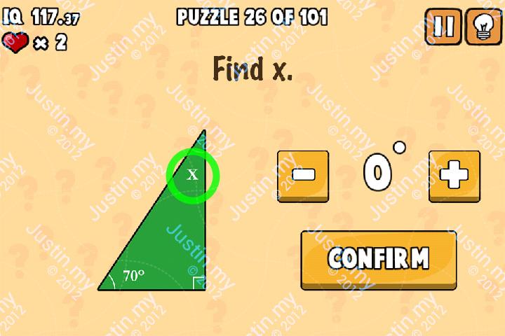 Whats My IQ Cheats Level 26