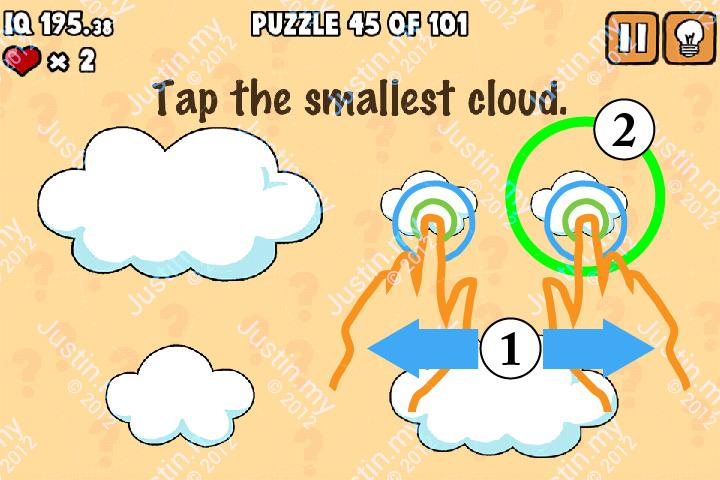 Whats My IQ Cheats Level 45