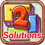 Doodle Fit 2 Solutions for iPhone, iPad, iPod, Android, Kindle