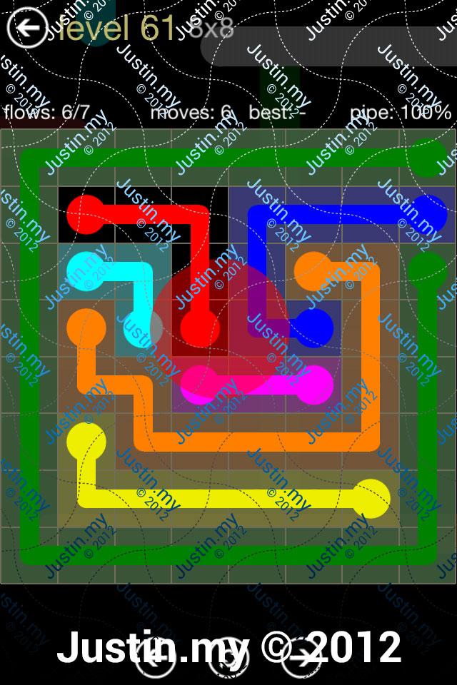 Flow 8x8 Mania Level 061