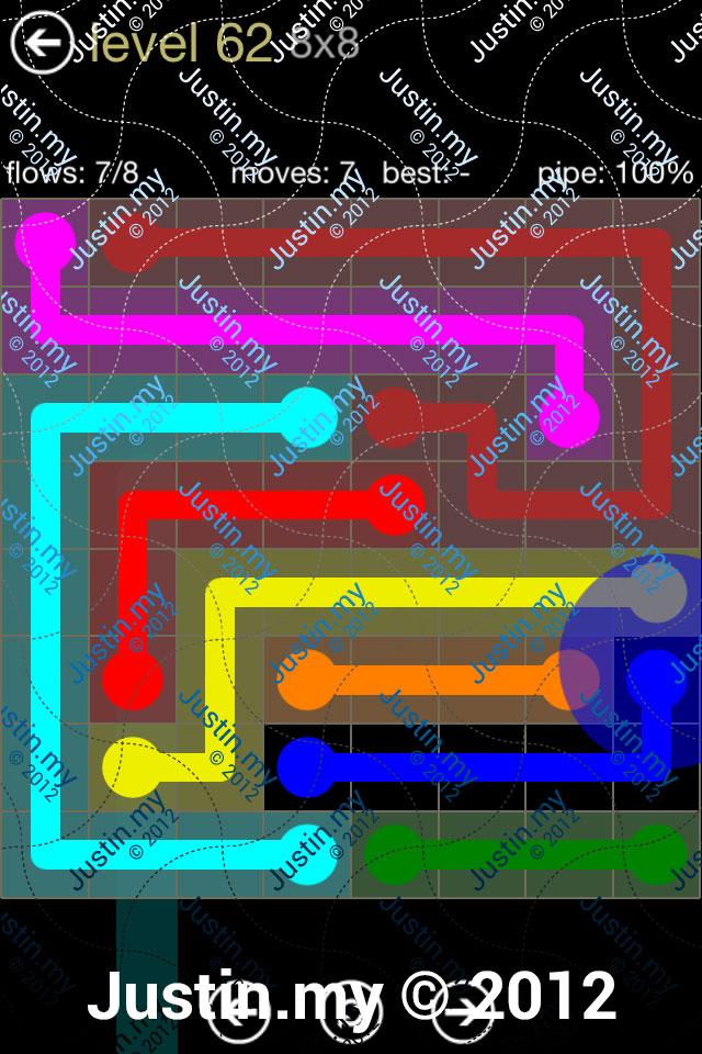 Flow 8x8 Mania Level 062