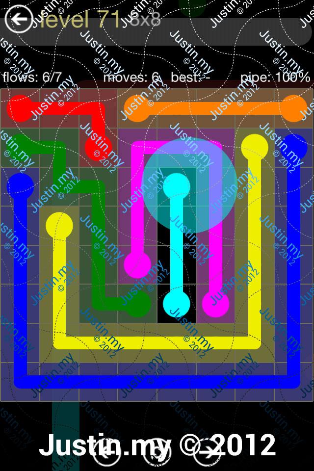 Flow 8x8 Mania Level 071