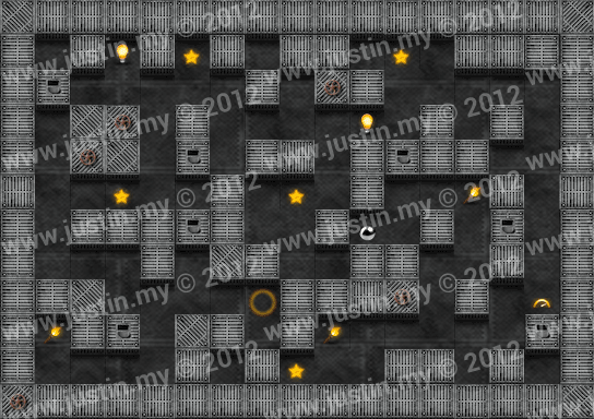 Reveal the Maze Level 1-5