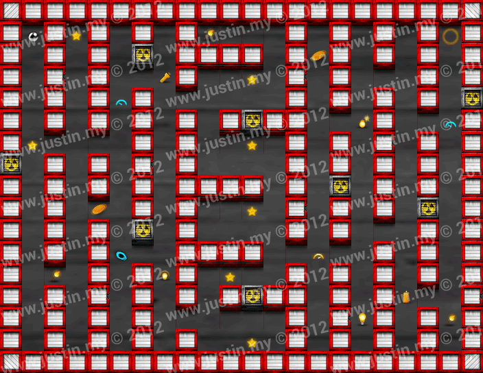 Reveal the Maze Level 2-9