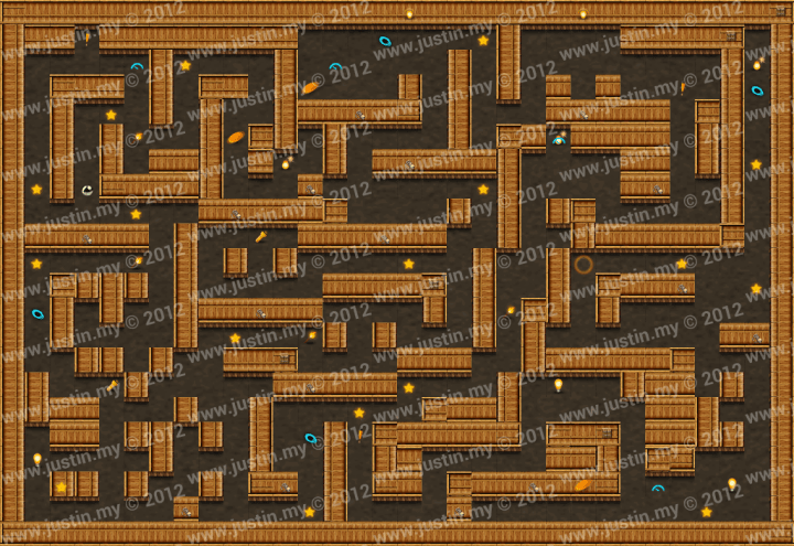 Reveal the Maze Level 3-17