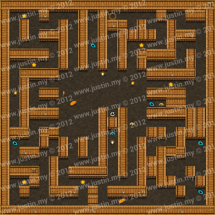 Reveal the Maze Level 3-2