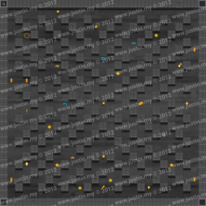 Reveal the Maze Level 5-14