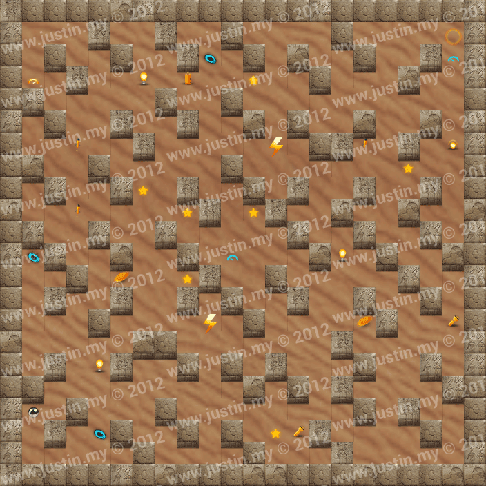 Reveal the Maze Level 6-13