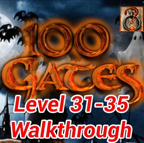 100 Gates Level 31 35