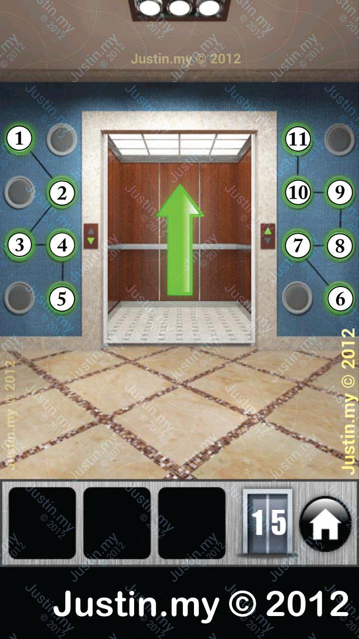 100 Doors 2013 Level 15