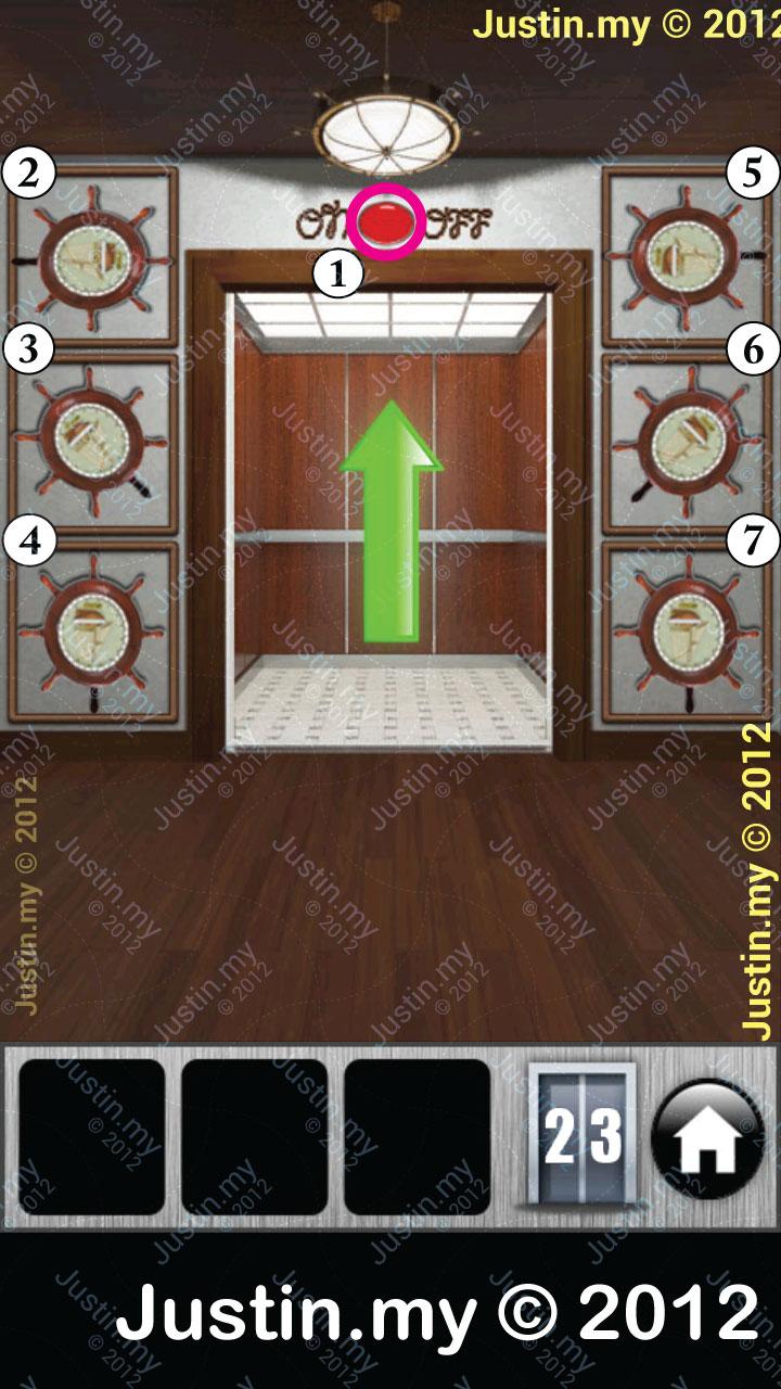 100 Doors 2013 Level 23