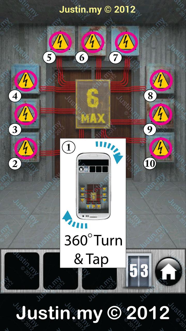 100 Doors 2013 Level 53