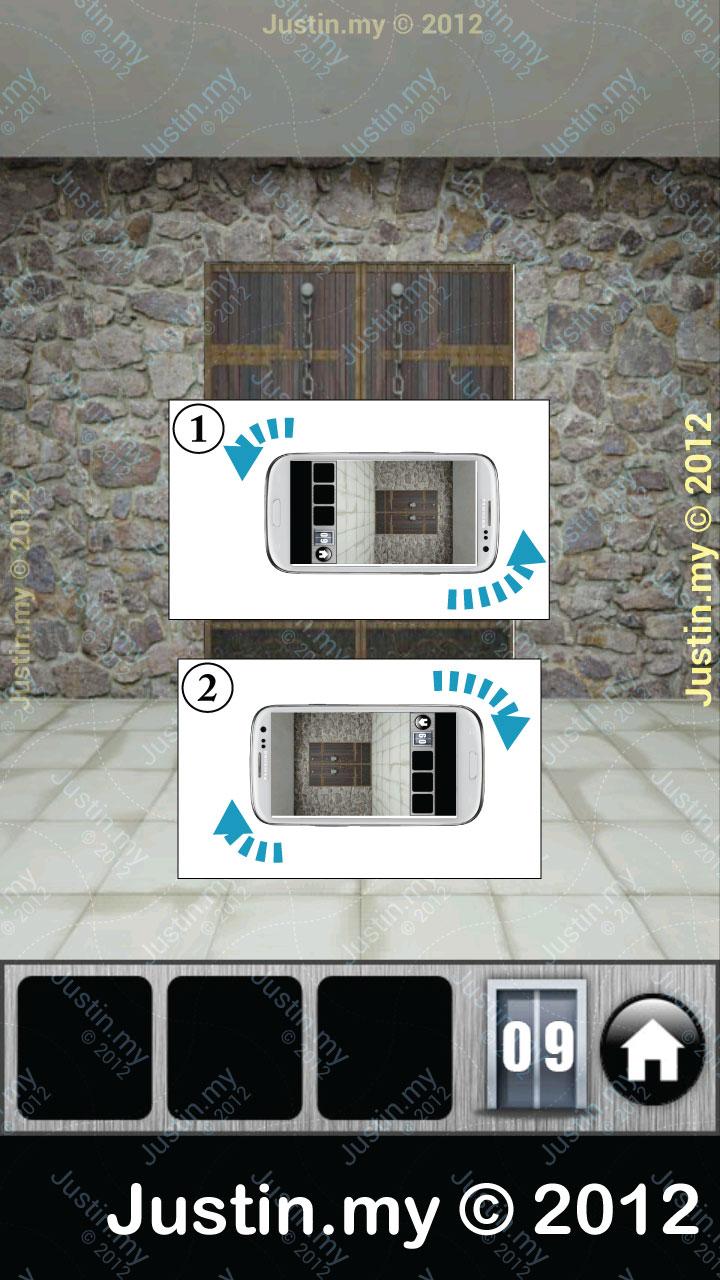 100 Doors 2013 Level 9