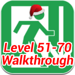 100 Exits Walkthrough Level 51 to 70