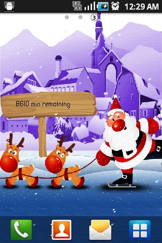 8 Christmas Countdown wallpaper 01