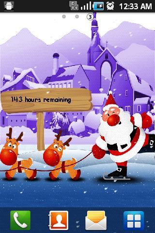8 Christmas Countdown wallpaper 02