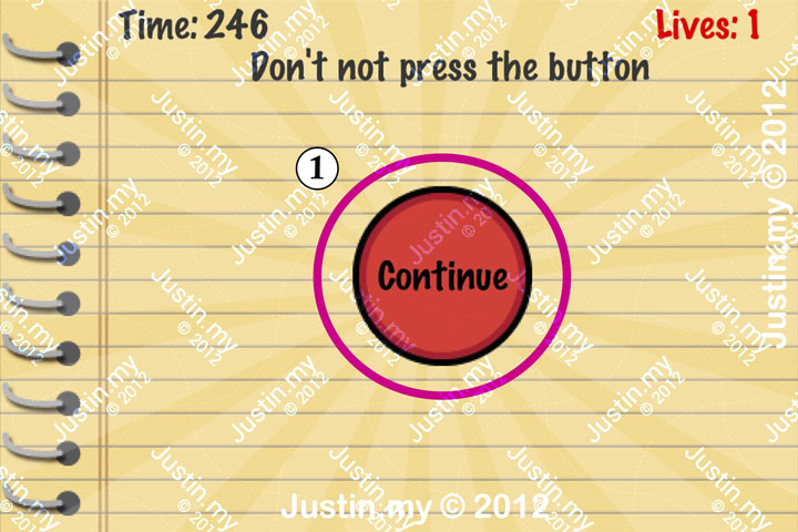 Impossible Test Answers Level 54