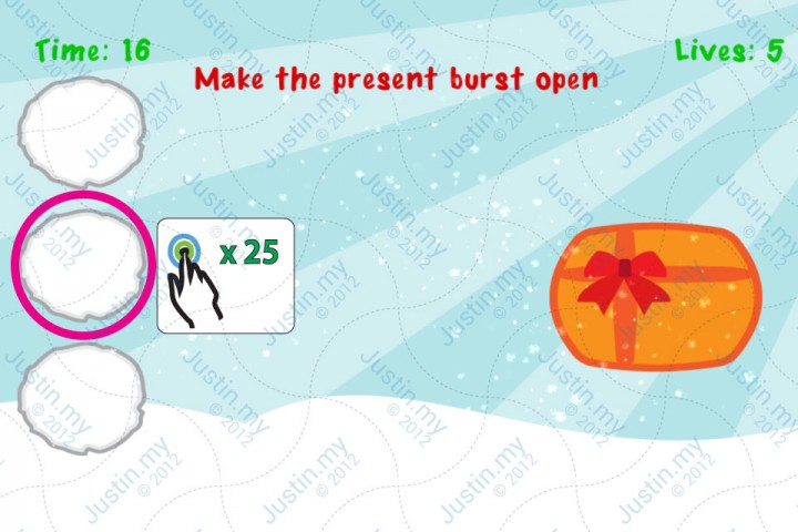Impossible Test Christmas Level 3